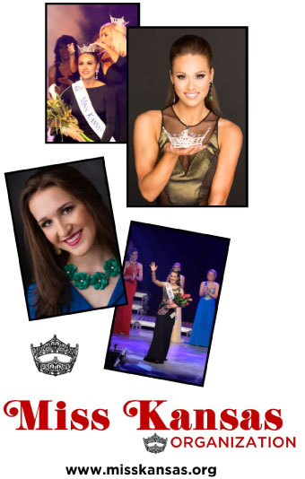 Miss Kansas 2016 Flyer